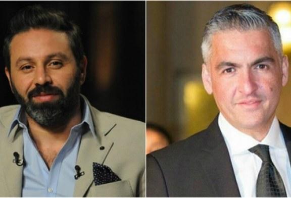 سيف زاهر وحازم إمام ينضمان إلى محطة drn الرياضية