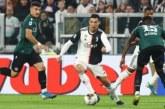 اليوفي يحافظ على صدارة الدوري الايطالي بفوز صعب