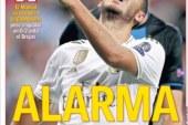 الريال ضد كلوب بروج .. الصحف الإسبانية