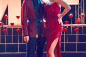 اروي جوده و  احمد صلاح يشعلون ريد  كاربت ختام مهرجان القاهره السينمائي الدولي بالاحمر.