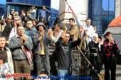 اعتصام عاملو مديرية الإصلاح الزراعي بسوهاج للمطالبة بالتثبيت