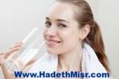 المياه مهم فى فترة الحمل لضبط معدلات ضغط الدم