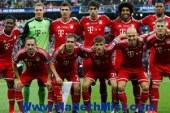 بايرن ميونيخ إلى نصف نهائى كأس ألمانيا بخماسية فى هامبورج