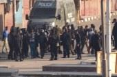 """ضبط 9 متهمين لاقتحامهم مراكز شرطة و""""صيدناوي"""" بالمنيا"""