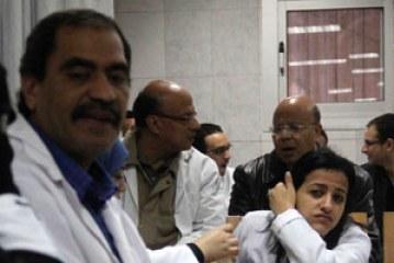 """لجنة الأزمات بـ""""الصحة"""": 11% نسبة المشاركة بإضراب الأطباء اليوم"""