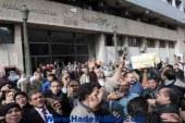 إضراب 52 ألف من عمال البريد عن العمل للمطالبة بالحد الأدنى .. واعتصام أمام الإدارة العامة