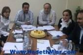 عمومية الجمباز تجرى تصويتًا على سحب الثقة من مريم سمير