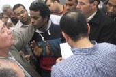 بالصور و الفيديو ..  حملة صحوة شباب يتقدمون بمطالب أهالى القصير لوزير الإسكان