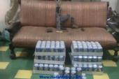 ضبط أسلحة وذخائر غير مرخصة – ومواد مخدرة – ومواد كحولية بمركز أسيوط .