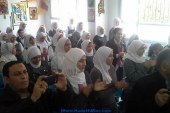 بالصور محافظ بورسعيد يقوم بجولة تفقدية علي مدارس المحافظة