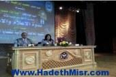 """( ندوة الإعلام والأمن"""" بأكاديمية الشرطة) برعاية السيد محمد إبراهيم وزير الداخلية"""