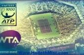 نتائج ربع نهائى بطولة ميامى المفتوحة لتنس الاساتذة ذات الـ 1000 نقطة :