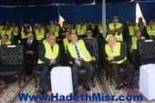 بالصور..أكبر تجربة طوارئ في تاريخ مطار القاهرة الدولى