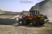 """حملة أمنية مشتركة لإزالة تعديات على أرض الدولة بــ """" مرسى علم """""""