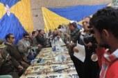 امن أسيوط ينجح في عقد جلسة صلح بقرية شقلقيل بأبنوب