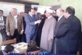 وزير الصحة ومحافظ القليوبية يزوران معهد بنها النموذجي