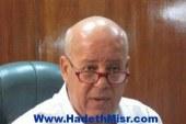 محافظ بورسعيد بعد اقالة رئيس الجامعة الدكتور عماد عبد الجليل لتليفزيون القنال