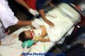 مصرع طفلة من أعلى عقار بالإسكندرية..والأم تتهم الأب بالقائها
