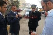 تحرير 173 مخالفة مرورية و تنفيذ 100 حكم قضائى بالبحر الأحمر