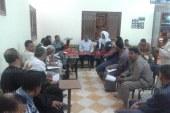 """"""" مستقبل وطن """" بالبحر الأحمر تنظم جولات للإستعداد للإنتخابات الرئاسية"""