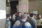 إضراب العاملين ببريد أسيوط للمطالبة بإقالة رئيس الهيئة