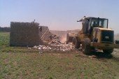 إزالة 40 حالة تعدي على الأراضي الزراعية بسوهاج