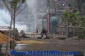 الصحــة:حالة وفاة و16 إصابة بمظاهرات اليوم فى5محافظات