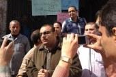 مازال عمال بريد أسيوط يبحثون موقفهم من الإضراب
