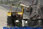 وفاة طفلين غرقاً وأصابة ثلاثة أثر انقلاب توك توك بمير محافظة أسيوط