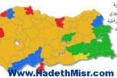 نتائج الانتخابات في 81 ولاية واعتراضات حزبية