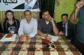 """بالصور ..الاجتماع الأول للحملة الشعبية الموحدة لدعم """"المشير"""" رئيسا للبلاد في سوهاج"""