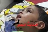 إصابة طفل بالعمى بعد دخوله المستشفى لاستئصال اللوزتين بالغردقة