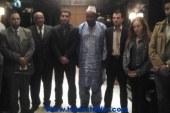 عضو لجنة حكماء أفريقيا يطالب الرئيس منصور بالافراج عن ماهر ودومة