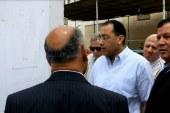 وزير الإسكان يفتتح عددا من محطات الصرف الصحي بدمياط