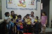 زيارة أعضاء منظمة مصر الحرة بمدينة دسوق لدار الايتام