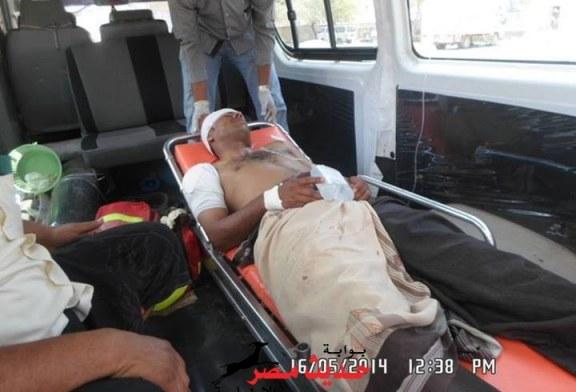 اصابة خمسة مواطنين برصاص الجيش اليمني بسوق سناح الضالع