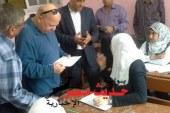 محافظ بورسعيد يشكل لجنة لمراجعة اسئلة الجبر والهندسة والاحصاء للشهادة الاعدادية .