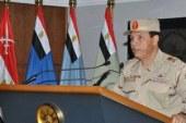 قائد الجيش الثاني الميداني يطالب افراد الجيش والشرطة باليقظة التامة