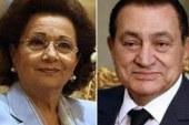 رفض دعوى عودة اسم مبارك وزوجته للميادين والمنشآت العامة
