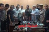 القبض على مصطفى دهمان اخطر مسجل شقى باسيوط