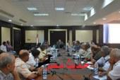 اجتماع لبحث معوقات استكمال البنية التحتية لمدينة الغردقة