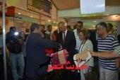 بالصور و الفيديو .. محافظ البحر الأحمر و وزيرة البيئة يفتتحان معرض الإستثمار البيئى بالغردقة