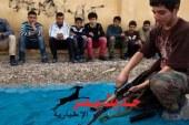 حزب العمال الكردستاني يجند الأطفال المراهقين للمشاركة في الحرب السورية.