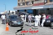تحرير 100 مخالفة مرورية بالبحر الأحمر و  فحص 42 شقة بالبحر الأحمر
