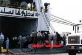 ميناء سفاجا البحرى يشهد تكدس عدد كبير من الركاب بسبب تأخر أتوبيسات النقل