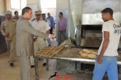 بالصور .. زيارة مفاجأة لمدير أمن البحر الأحمر لإدارة قوات الأمن