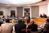 """"""" محلب """" يترأس اجتماع المجلس الأعلى للثقافة في مقره بدار الأوبرا"""