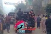 حملة أمنية تضبط مسئول مكتب جماعة الإخوان بالغردقة