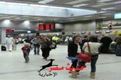 مطار الغردقة يستقبل 8 آلاف سائح على متن 46 رحلة دولية