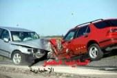 مصر تنفق كل عام ما يقرب من 20 مليار جنية بسبب حوادث الطرق